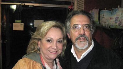 Olga e Santiago