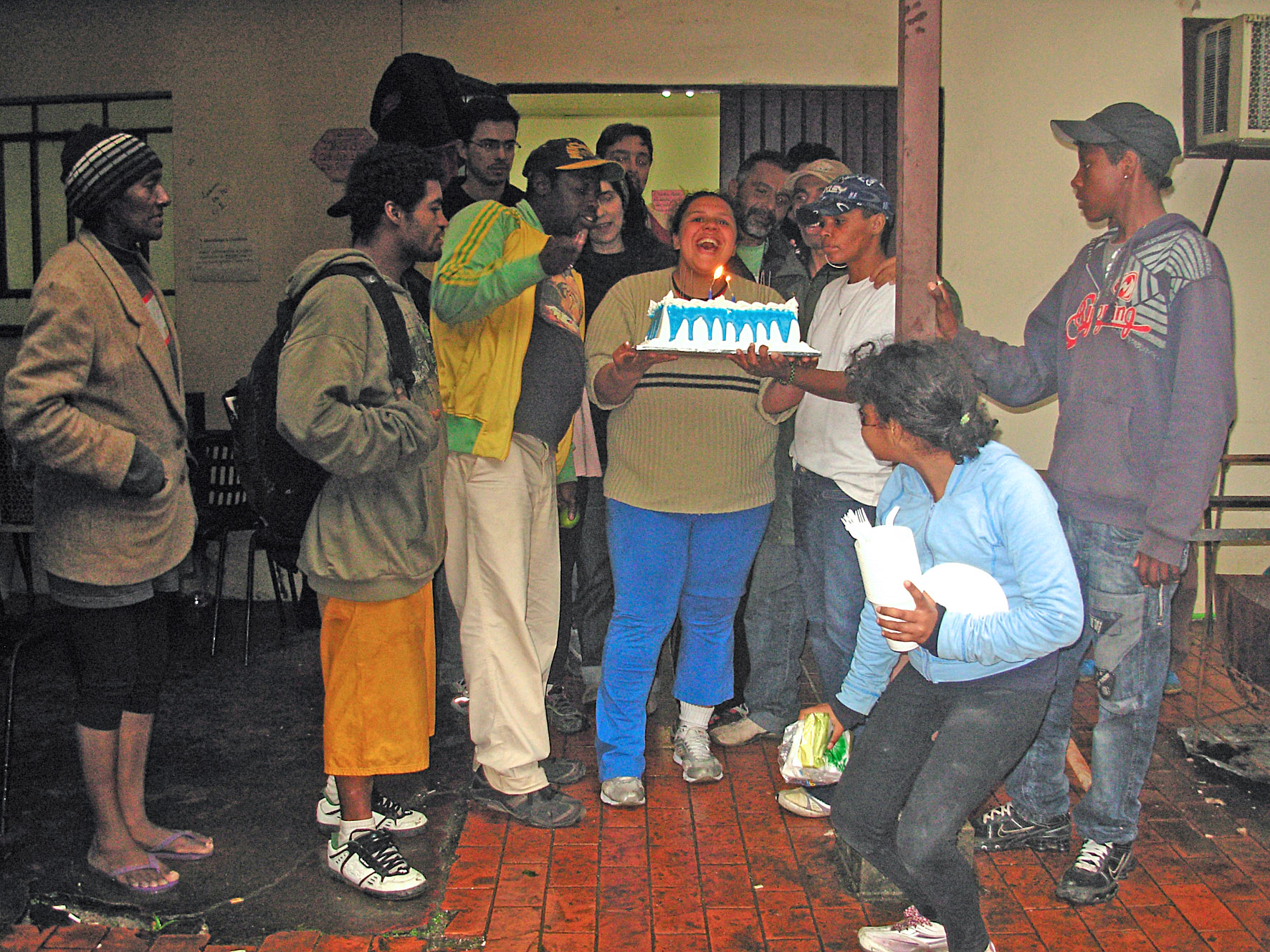 Jornal Boca de Rua comemora 12 anos