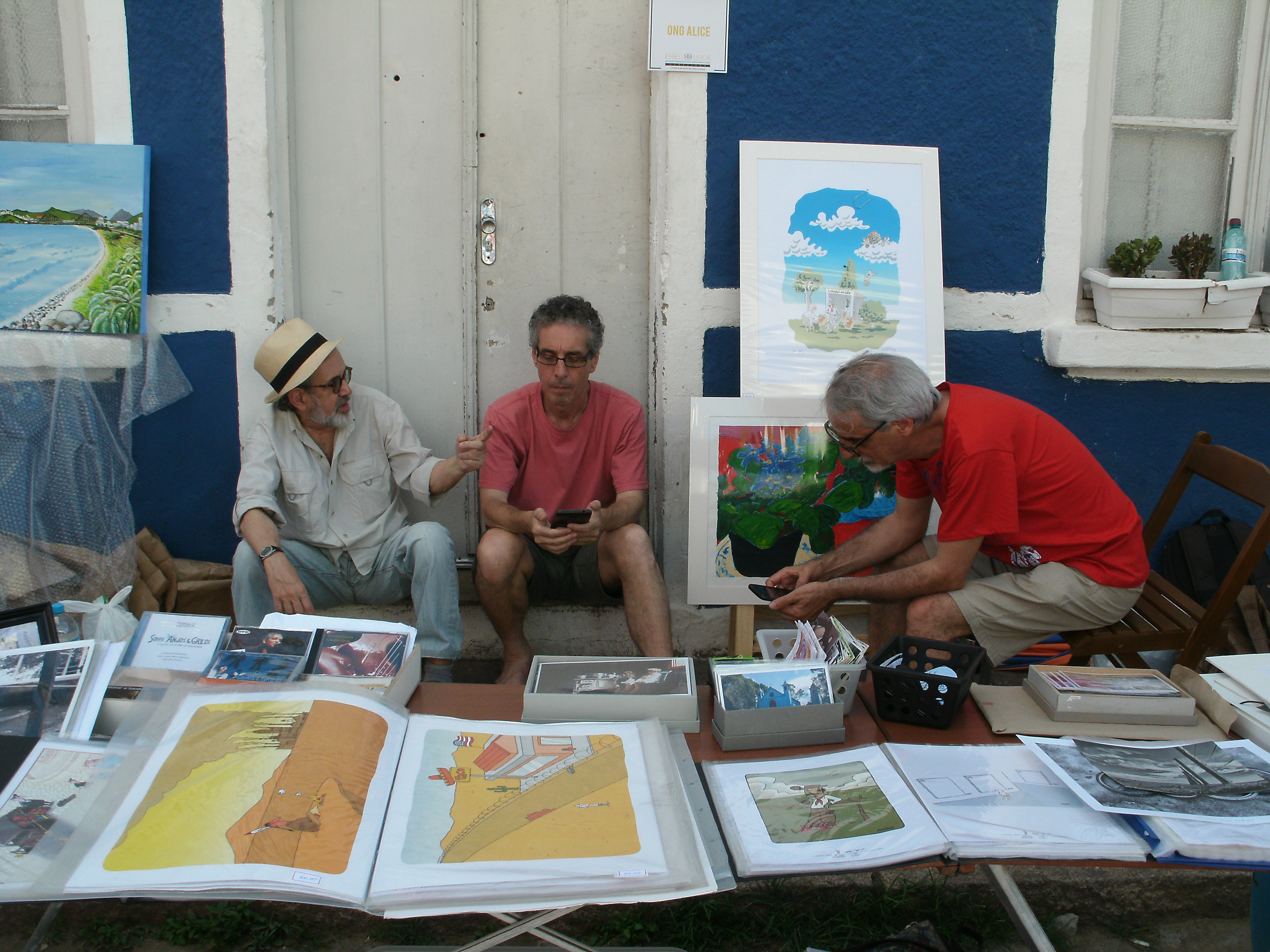 ALICE participa da Feira de Arte Veneziana